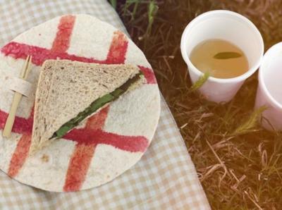 Entre el picnic y el banquete, está el banquete efímero de Picniquette