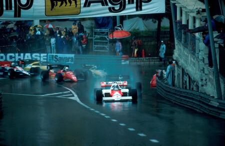 Prost Monaco F1 1984