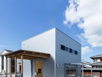 Casa diseñada como si fuera una bodega rehabilitada