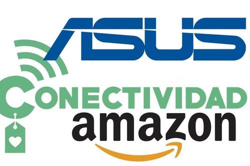 Ofertas en conectividad de Amazon en productos ASUS: mejora tu conexión WiFi ahorrando algo de dinero