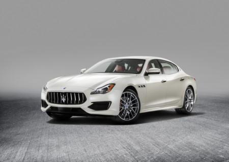 Ligeros cambios para el Maserati Quattroporte
