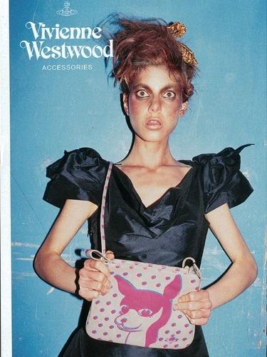 Campaña de Vivienne Westwood Primavera-Verano 2010: provocación con Pamela Anderson I
