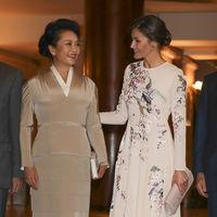 Once vestidos de estilo oriental de Asos como el de la reina Letizia