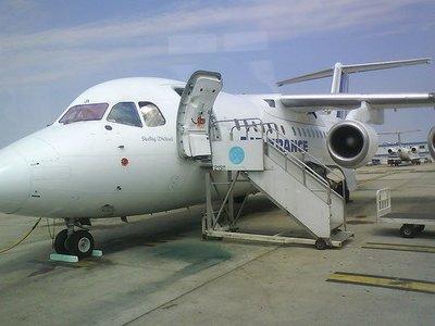 Avión o tren para nuestros desplazamientos de negocios