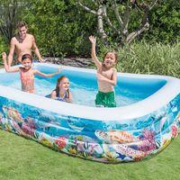 Ofertas en piscinas hinchables en Amazon para refrescar a niños y adultos por muy poco dinero