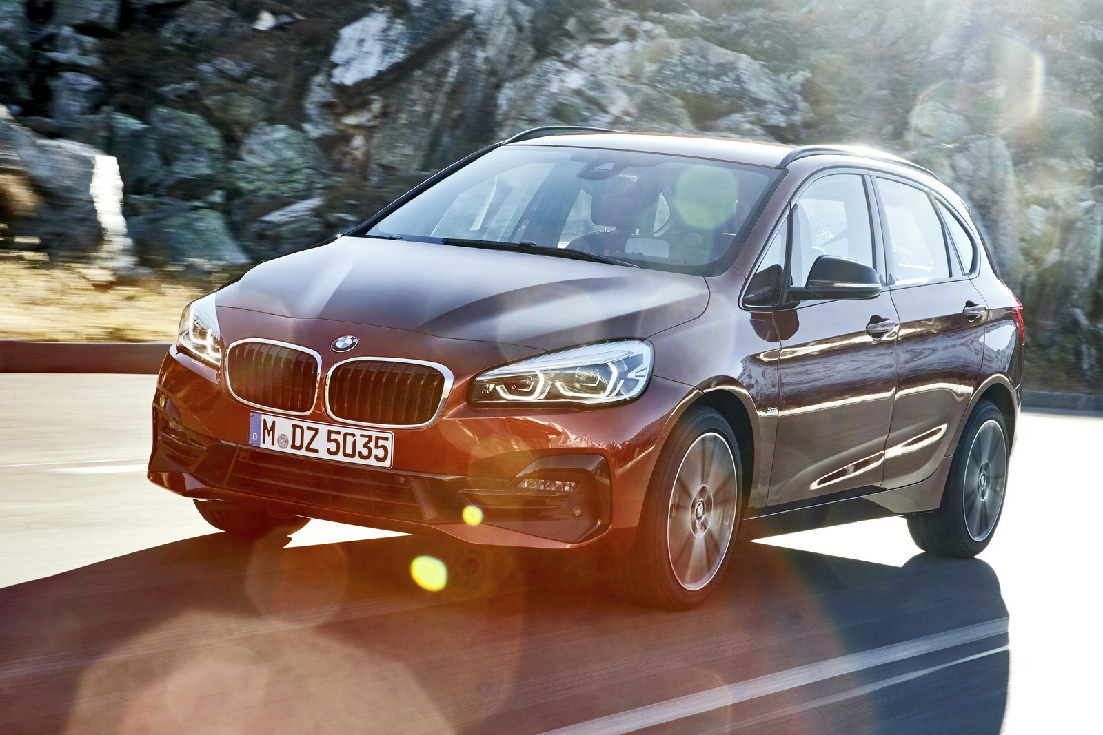 Foto de BMW Serie 2 Active Tourer (4/32)