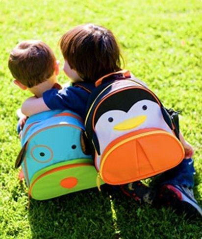 Skip Hop Zoo: la mochila para niños que triunfa en Nueva York