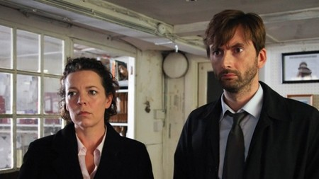 La FOX no se esfuerza mucho y escoge a David Tennant para protagonizar su remake de 'Broadchurch'