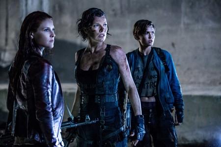 Escena Resident Evil El Capitulo Final