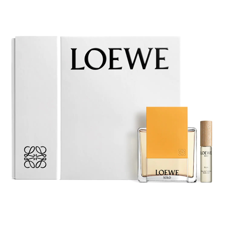 Loewe Solo Ella Estuche Eau De Toilette