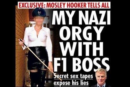 Max Mosley orgia