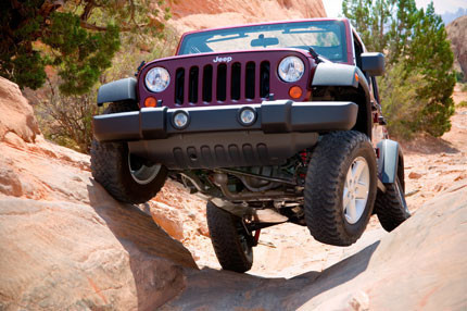 Precios del nuevo Jeep Wrangler en España