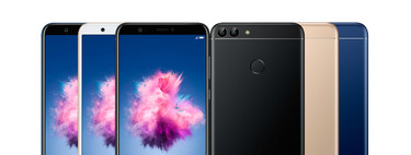 Huawei P Smart: un cambio de apellido, pero no de apuesta, buscando repetir el éxito del Huawei P8 Lite