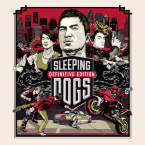 Square Enix confirma Sleeping Dogs: Definitive Edition, irá a 1080p