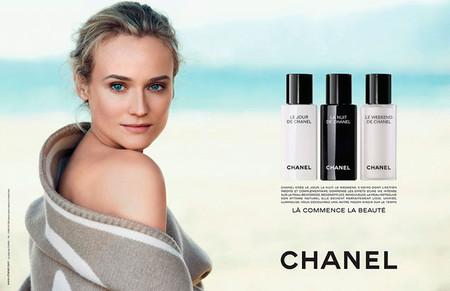 Ya sabía yo que Dianne Kruger iba a estar fantástica para la campaña de Chanel