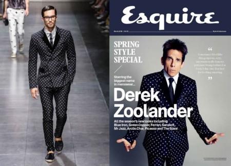 Derek Zoolander Magazine Covers 5
