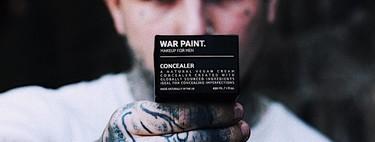 Conoce War Paint, una marca de maquillaje para hombre que busca combatir la masculinidad tóxica