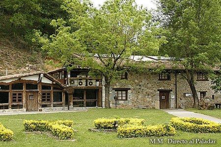 Restaurante Olentzo, en Zizurkil, Gipuzkoa