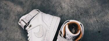 Las ofertas de Nike llegan con descuento extra para miembros en éstas fabulosas zapatillas blancas