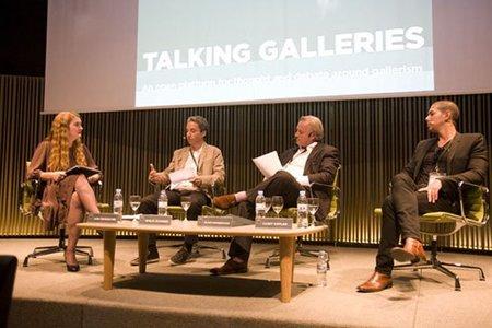 Talking Galleries, primer meeting internacional de galeristas en el MACBA, Barcelona