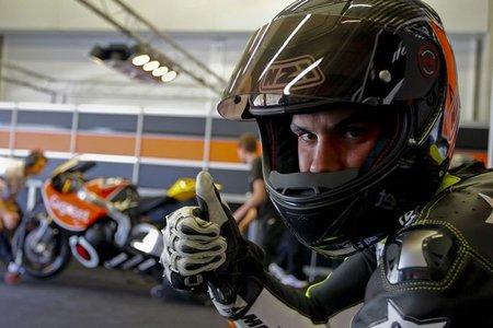 Jordi Torres será el sustituto de Julito Simón en Moto2