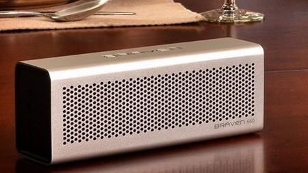 Braven Six Series, altavoces Bluetooth portátiles y con hasta 20 horas de autonomía