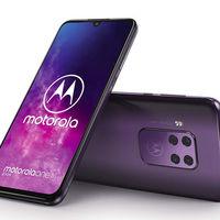 Motorola One Zoom: la familia One apuesta por la fotografía con una cámara trasera de cuatro lentes