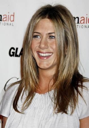 La melena desfilada de Jennifer Aniston