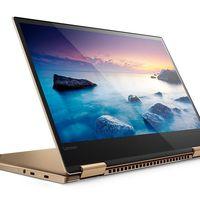 Si quieres un moderno convetible de gama media para tu día a día, hoy tienes en Amazon Lenovo Yoga 720-13IKBR por 799 euros