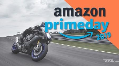 Amazon Prime Day 2019: las mejores ofertas en equipamiento y accesorios de moto (16 de julio)