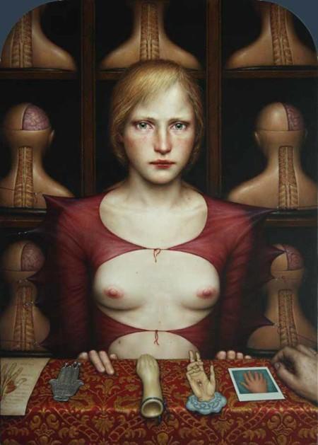 Dino Valls Disturbing Painting Art3