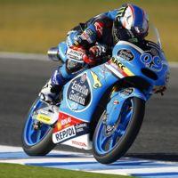 Moto3 también prueba en Jerez durante su test oficial