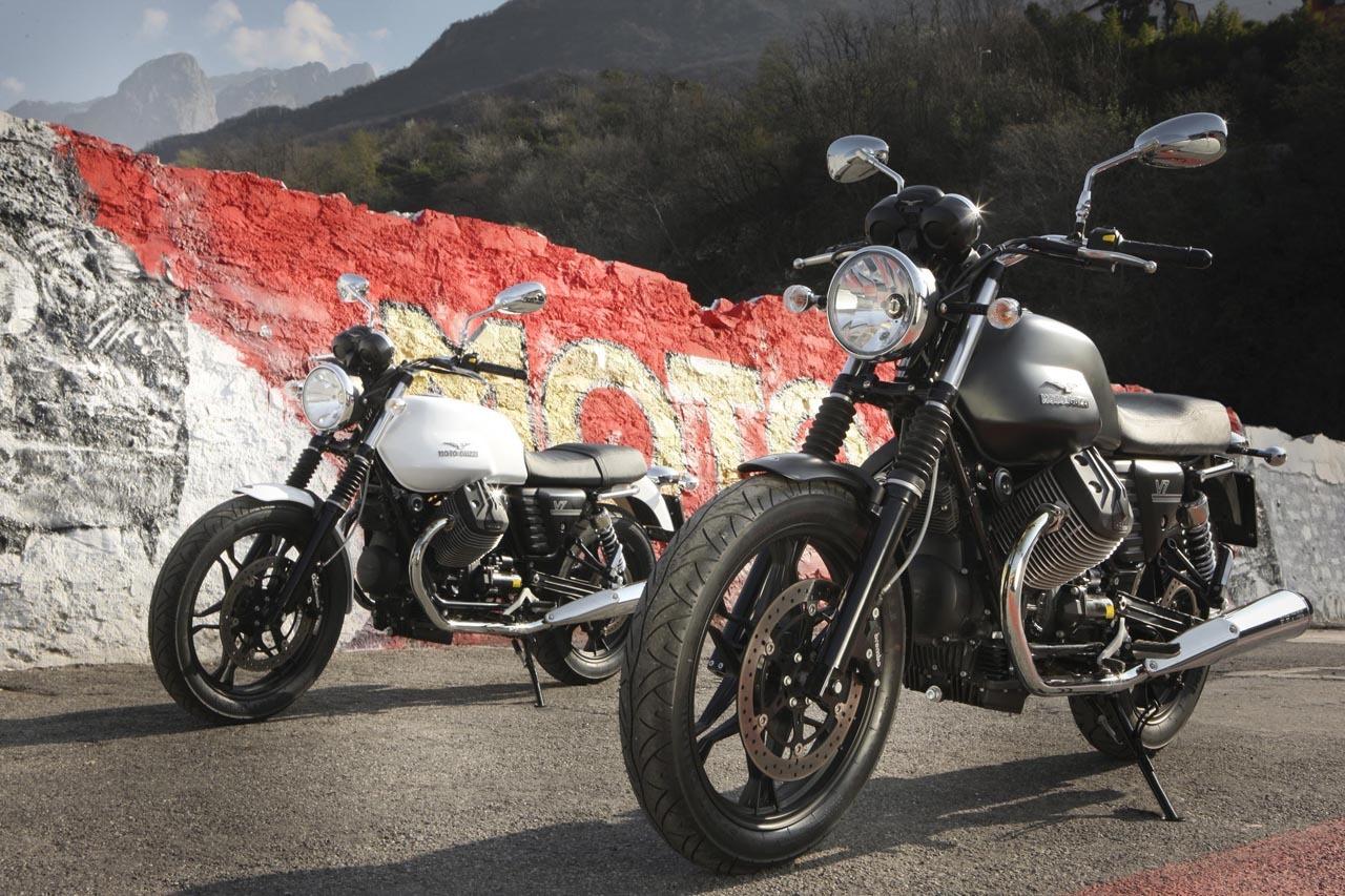 Foto de Moto Guzzi V7 Stone (14/57)