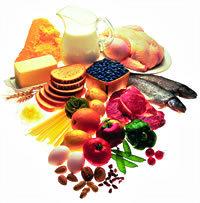alimentos sanos para la dieta