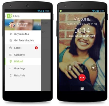 Libon permitirá hacer llamadas de voz sobre IP usando tu número de teléfono, así es Reach Me