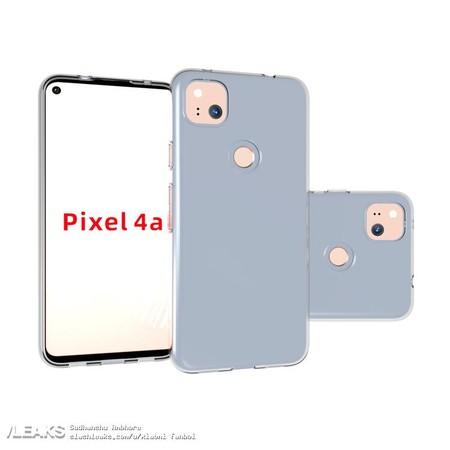 Pixel 4a: más imágenes confirmarían su diseño con pantalla sin notch, jack de audio y una sola cámara en módulo cuadrado