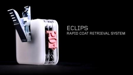 Eclips, la etiqueta electrónica que encuentra por ti tu chaqueta después de una noche de fiesta
