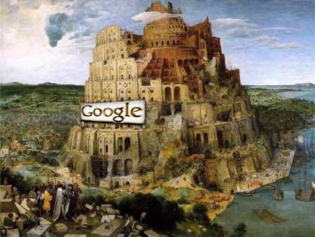 Google y el teléfono de Babel