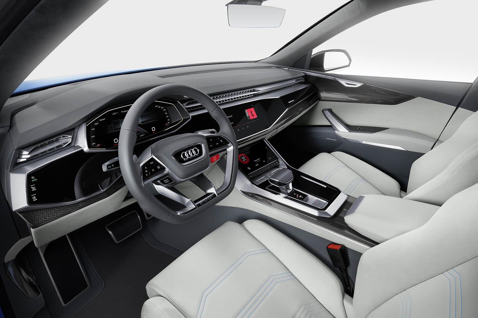 Foto de Audi Q8 Concept (33/39)