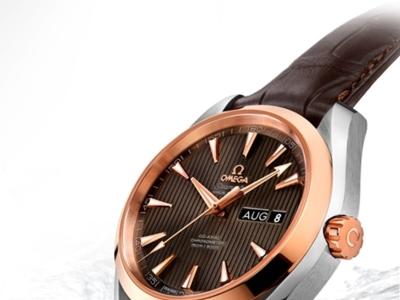 Para toda una vida: reloj Omega Seamaster Aqua Terra