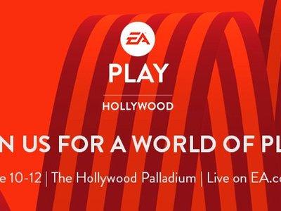 Electronic Arts pone fecha a su EA Play 2017, su evento previo al E3