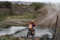 Dakar 2009: Puerto Madryn - Jacobacci, etapa 3