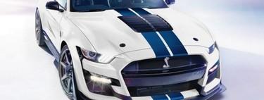Hennessey lleva al nuevo Ford Mustang Shelby GT500 por encima de los 1,200 hp