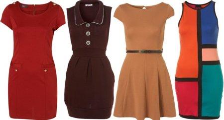 TopShop vestidos mod
