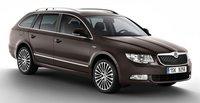 Škoda Superb Laurin & Klement, en busca del lujo