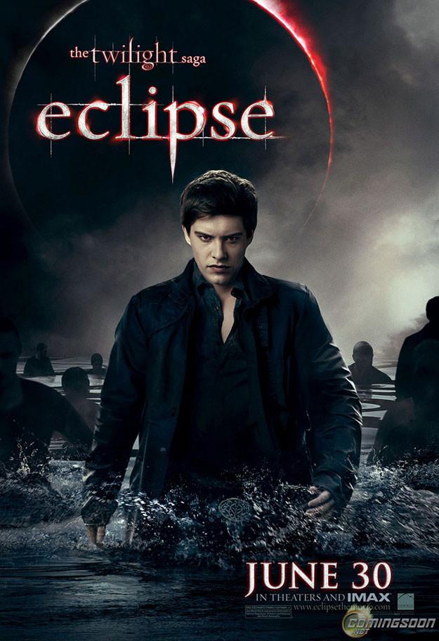 'La saga Crepúsculo: Eclipse', nuevos carteles