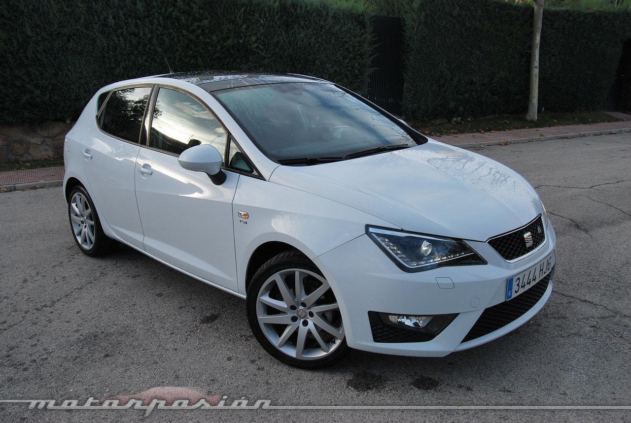 Foto de SEAT Ibiza 1.2 TSI FR (prueba) (3/33)
