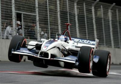 Forsythe: primera víctima de la fusión IRL-Champ Car