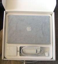 Tamaño de la fuente de alimentacion del MacBook