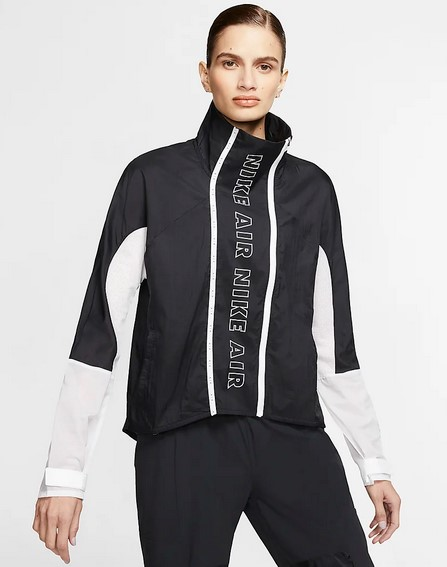Chaqueta de running con cremallera completa - Mujer Nike Air